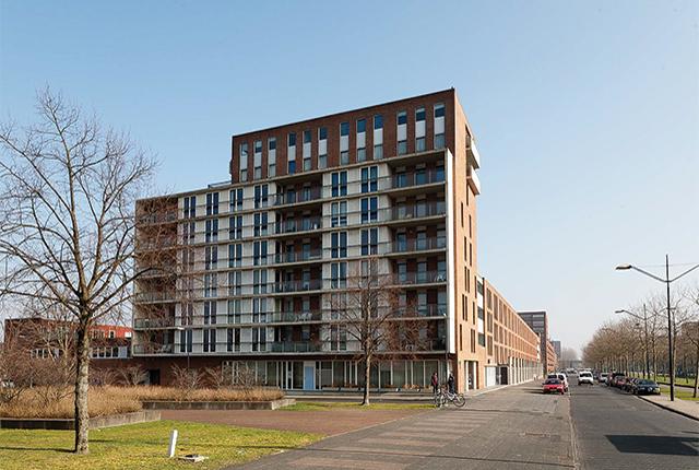 Bijlmerdreef 790-934 & Isabella Richaardstraat 2-4
