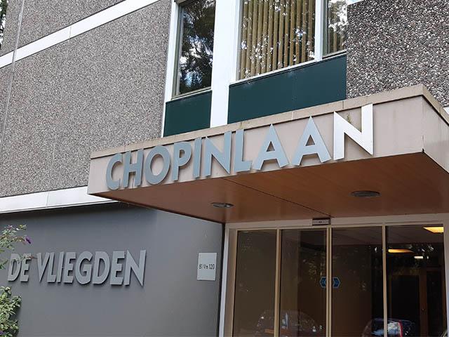 Chopinlaan 1-120