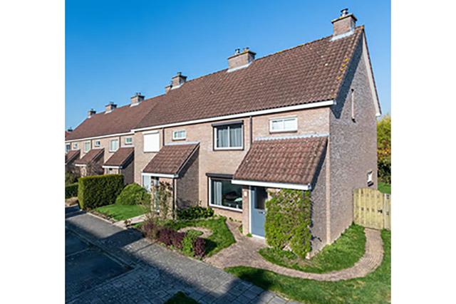 De Brouwerij 2-6 & J D Pennekampweg 34-57 & De Weppel 2-8