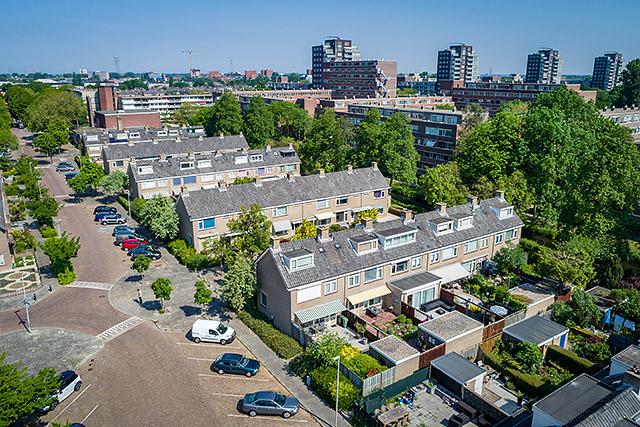 Kasteelhof 1-12 & Ridderhof 2-11