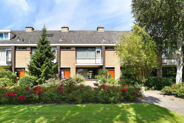 Frans Halslaan 42-58(e) & Hazenboslaan 89-93 & P. Molijnlaan 1-11 (o), 17, 17